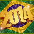 Figuras-de-oro-del-año-nuevo-sobre-bandera-brasileña-brillante-35516514